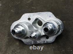 Véritable Oem Bobcat 5bd4fh Complete Flat Face Hydraulic Unit